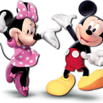 Minnie mouse maskota